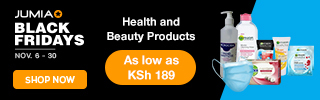 Health and beauty category